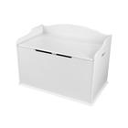 Ящик для игрушек Austin Toy Box, цвет белый