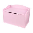 Ящик для хранения Austin Toy Box, цвет розовый