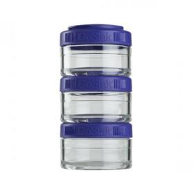 Набор контейнеров 3 шт Go Stak, 60 мл, фиолетовый