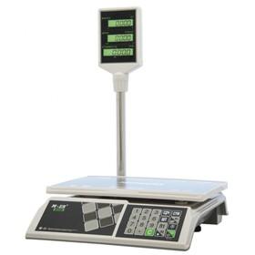 Торговые весы M-ER 326ACP-15.2 LCD Ош