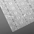 Скатерть без основы многоразовая «Ажурная», 110×132 см, цвет МИКС - Фото 9