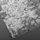 Скатерть без основы многоразовая «Ажурная», 132×220 см, цвет МИКС - Фото 12