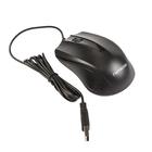 """Мышь """"Гарнизон"""" GM-105, проводная, оптическая, 800 dpi, USB, чёрная"""