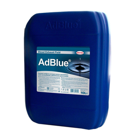 Жидкость AdBlue для системы SCR дизельных двигателей, мочевина 10 л Ош