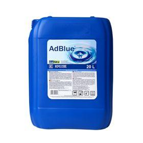 Жидкость AdBlue для системы SCR дизельных двигателей, мочевина 20 л Ош