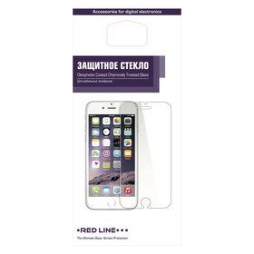 Защитное стекло для экрана Redline для Apple iPhone 5/5s/5c