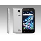 "Смартфон BQ S-4028 UP! Silver 2sim, 4,0"" TFT, 800*480, 8Gb, 512Mb RAM, 5Mp+2Mp"