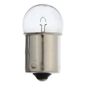 "Лампа автомобильная ""Маяк"", 12 В, R5W, (BA15S), 1 шт"