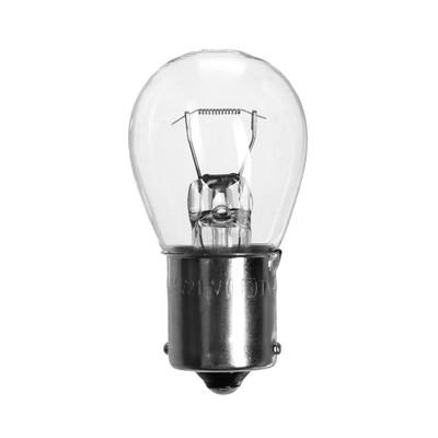 "Лампа автомобильная ""Маяк"", P21W (BA15S), 24 В"
