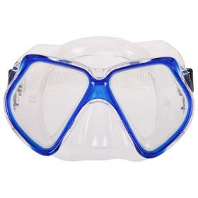 Маска для плавания взрослая, PVC, в пакете Ош