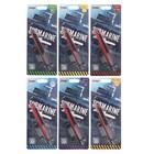 Ароматизатор в авто «Подлодка», МИКС, 6 видов