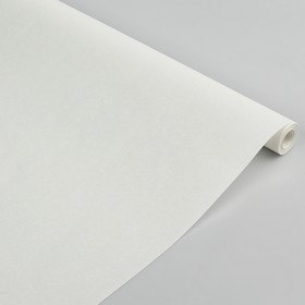Пергамент флористический 'Белый', 0,5 х 10 м Ош