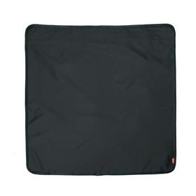 Фартук на бампер Tplus 800х800 мм, оксфорд 240, черный (T007305) Ош