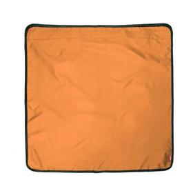 Фартук на бампер Tplus 800х800 мм, оксфорд 240, оранжевый (T007301) Ош