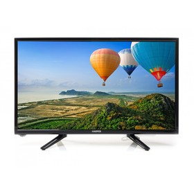 "Телевизор Harper 22F470T, 22"", 1920х1080, DVB-T/T2/C, 1xHDMI, 1xUSB, чёрный"