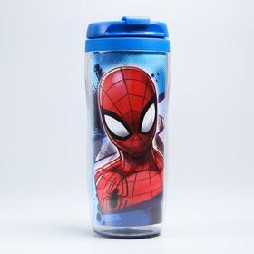 """Термостакан """"Ты супер-герой!"""", Человек-паук, 350 мл"""