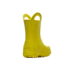 Сапоги детские, цвет жёлтый, размер 22-23 - Фото 6