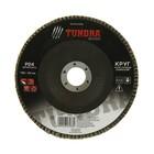 Круг лепестковый торцевой конический TUNDRA basic, 150 х 22 мм, Р24
