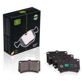 Колодки тормозные дисковые передние Kia Rio I (00-) 1.3 K0BA23328Z, TRIALLI PF 0803 Ош