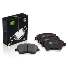 Колодки тормозные дисковые передние для автомобилей Lada Largus (12-) 16v /Vesta (15-) 41 06 084 81R, TRIALLI PF 1402 Ош