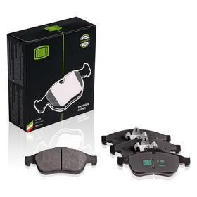 Колодки тормозные дисковые передние для автомобилей Renault Duster (10-)/Arkana (19-)/Lada Vesta Sport (18-) 410605961R, TRIALLI PF 0902 Ош