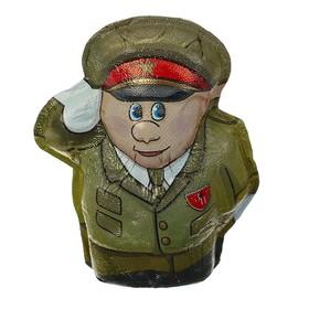 Шоколадная фигура Солдатик 35 г