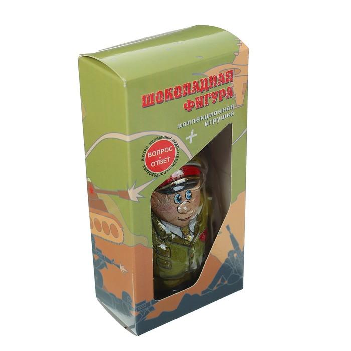 """""""Солдатик"""" с сюрпризом (в подарочный упаковке) 35 г"""