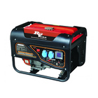 Генератор RedVerg RD-G 6500EN, бензиновый, 5/5.5 кВт, 220/12 В, 25 л, электростарт