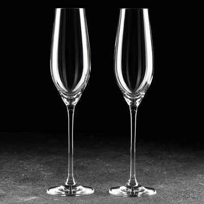 Набор бокалов для шампанского Sparkling Set, 210 мл, 2 шт - Фото 1