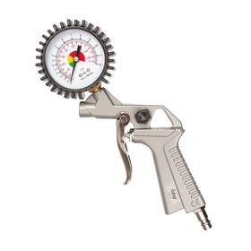 Пневмопистолет FUBAG, для накачки, с манометром, 140л/мин, 0-10бар, блистер