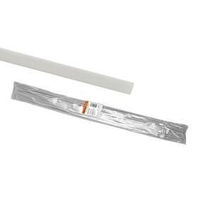 Трубка термоусаживаемая TDM ТУТнг 2/1, белая, по 1м (200 м/упак), SQ0518-0320 Ош