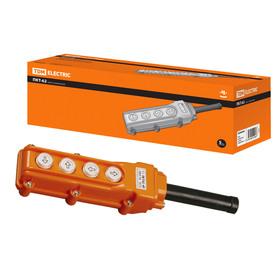 Пульт управления TDM ПКТ-62, на 4 кнопки, IP54, SQ0706-0001 Ош