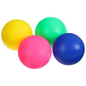 Шарики мягкие для детского бадминтона в сетке, цвета МИКС Ош