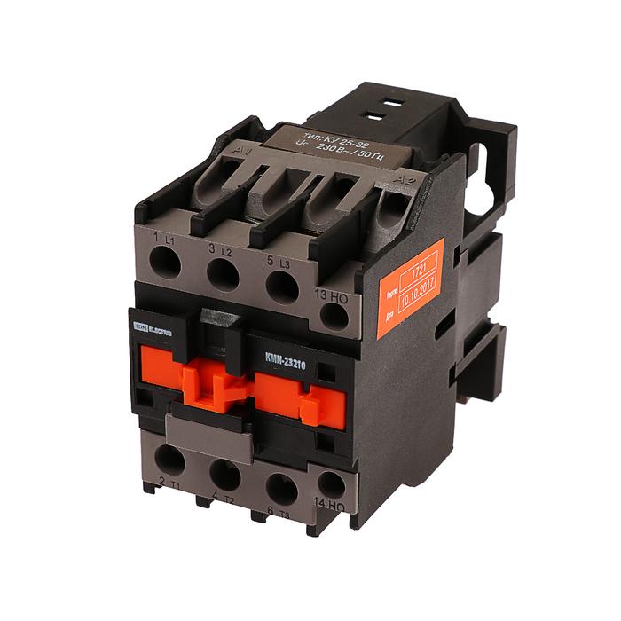 Контактор TDM КМН-23210, 32 А, 230 В, АС3, 1НО