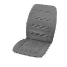 Подогрев сиденья SKYWAY, с терморегулятором, 95х47 см, 12 В, 2,5 А-3 А, серый Ош
