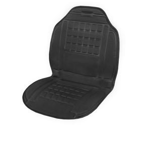 Подогрев сиденья со спинкой SKYWAY, с терморегулятором, 98х52 см, 12 В, 2,5-3 А, черный Ош