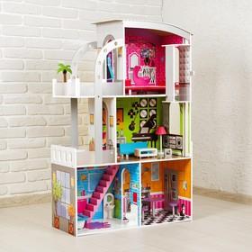 Кукольный дом 'Творческий интерьер' Ош