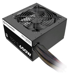 Блок питания Thermaltake ATX 600W TR2 S 80+ (24+4+4pin) APFC 120mm fan 5xSATA RTL