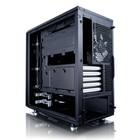 Корпус Fractal Design Define Mini C, без БП, mATX, черный - Фото 2