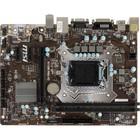 Материнская плата MSI H110M PRO-VD, Soc-1151, Intel H110, 2xDDR4, mATX, Ret