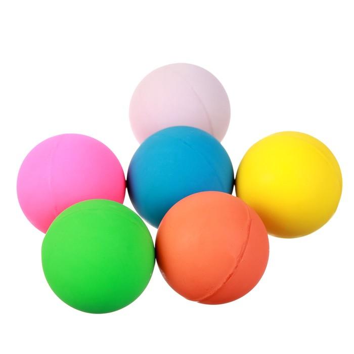 Мяч Попрыгунчик, 4,5 см, цвета МИКС