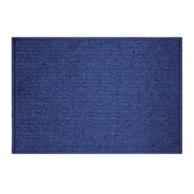Коврик придверный «Детройт», полипропилен, 40х60 см, синий Ош