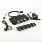 Приставка Смарт ТВ Digifors Smart 200, Android, FullHD, DVB-Т2, Wi-Fi, HDMI-кабель, черная