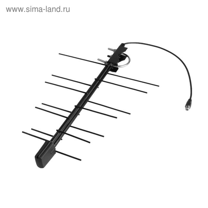 Антенна Digifors AP-111, уличная, пассивная, 8-8.5 дБи, DVB-T, DVB-T2, цифровая