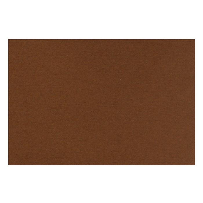 Бумага для пастели 210 х 297 мм, Lana Colours, 1 лист, 160 г/м?, тёмно-коричневый