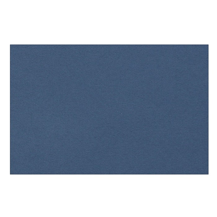 Бумага для пастели 210 х 297 мм, Lana Colours, 1 лист, 160 г/м?, тёмно-синий