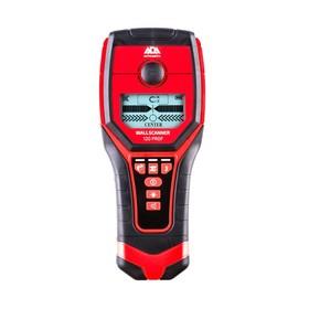 Детектор проводки ADA Wall Scanner 120 PROF, глубина обнаруж до 120 мм, 9V Ош