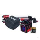 Нивелир лазерный ADA Cube 360 Professional Edition, 2 луча, 20/70м, ± 3мм/10м