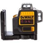 """Нивелир лазерный DeWalt DCE0811LR, 2 луча, 50/20м, 0.3 мм/м, 1/4"""" и 5/8"""", кейс"""