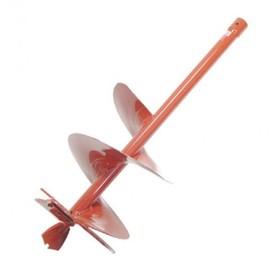 Шнек для бурения земли Hitachi EBF-12, для DA300 E, d=304.8 мм, 880х840 мм, 25.4 мм